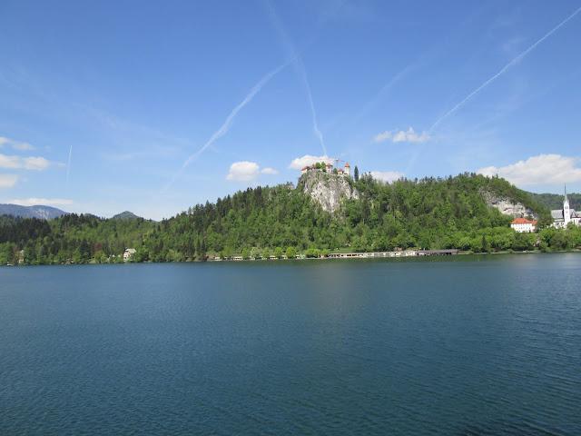 Езерото Блед, Словения