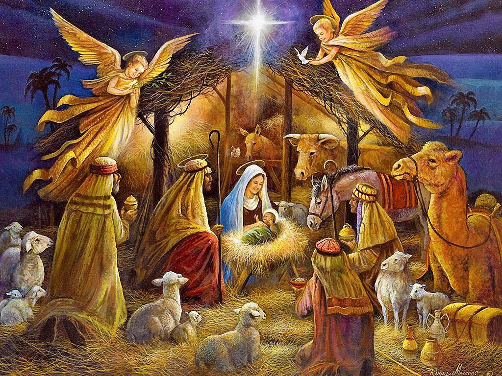 Tradicionalna Latinska Misa: Rođenje Djeteta Isusa