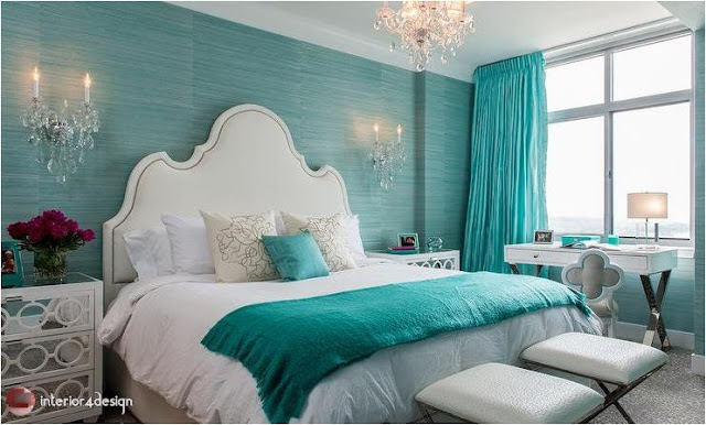 Unique Paints For Bedrooms 7