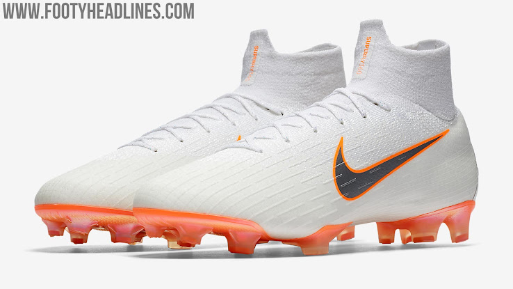 8b4aa5a32 Nike Mercurial Superfly VI 360 2018 World Cup Boots Revealed - Footy ...