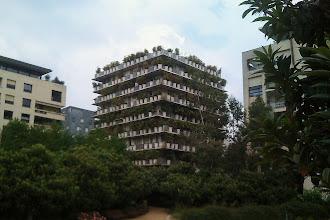 Paris : La Tower Flower, un immeuble végétalisé des Hauts de Malesherbes - XVIIème