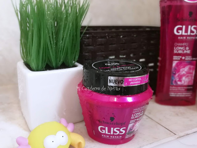 Gliss Long & Sublime de Schwarzkopf