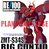 "RE/100 ZMT-S34S Rig Contio [PLANNING STAGE]  ""56th All Japan Hobby Show 2016 REBORN SERIES CANDIDATE"""