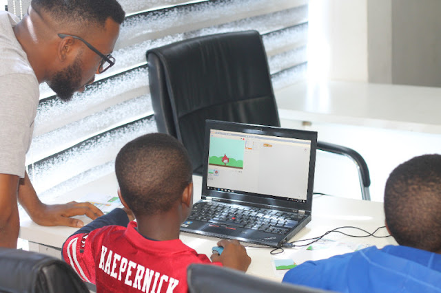 Coding Game For Kids