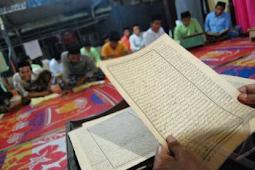 Kitab Arab-Jawi Jadi Matakuliah UIN Ar-Raniri dan Unsyiah