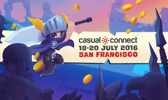 Nerd Stalker will be a 2016 Media Sponsor for Casual Connect