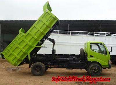 hino dump truk dutro keren