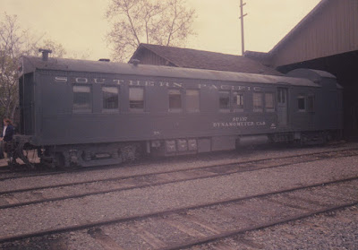 Southern Pacific Dynamometer Car #137