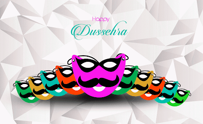 Happy Dussehra 2015 HD Wallpaper Free Download