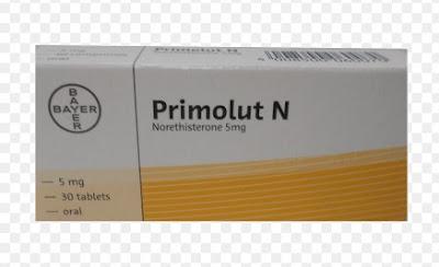 Primolut N - Manfaat, Efek Samping, Dosis dan Harga