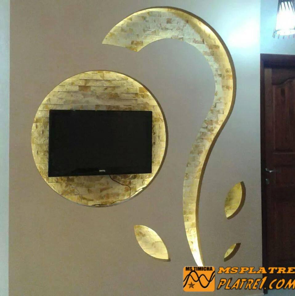 Platre for Decoration gorge en platre