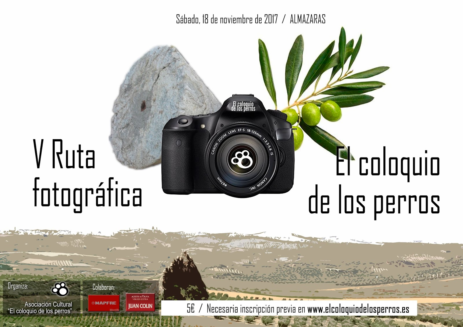 "V Ruta Fotográfica ""El coloquio de los perros"""