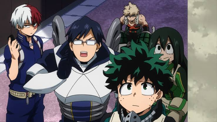 Boku No Hero Academia Season 4 Batch Subtitle Indonesia