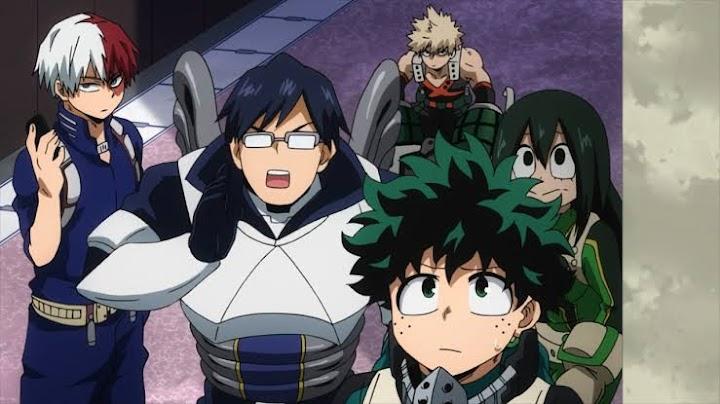 Boku No Hero Academia Season 4 Batch Subtitle Indonesia