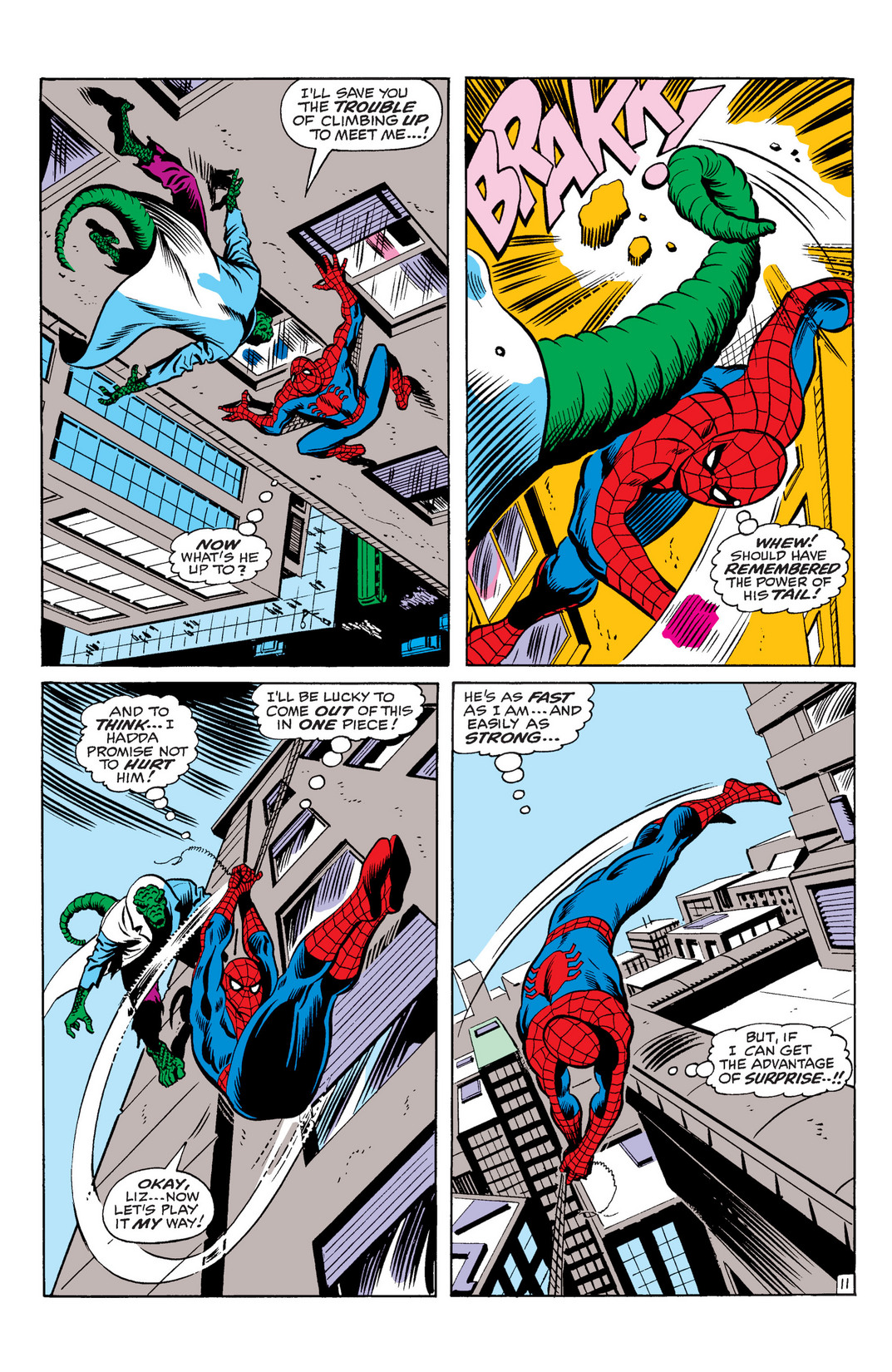 The Amazing Spider-Man (1963) 76 Page 11