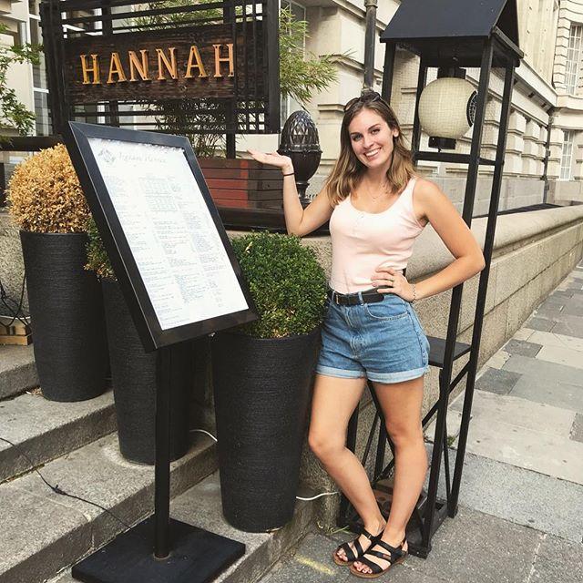 Hannah Aylward Photos