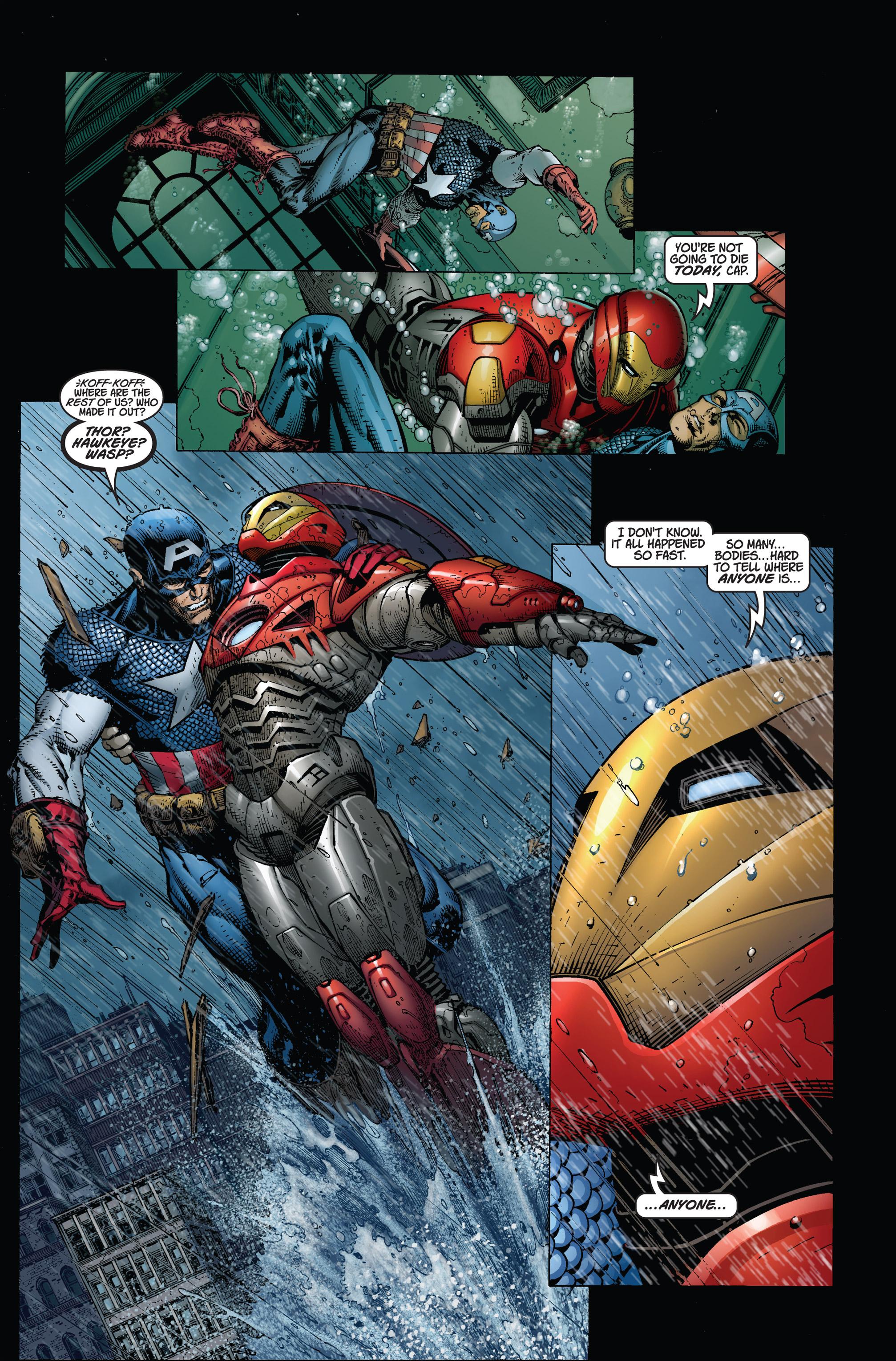 Read online Ultimatum comic -  Issue #1 - 14
