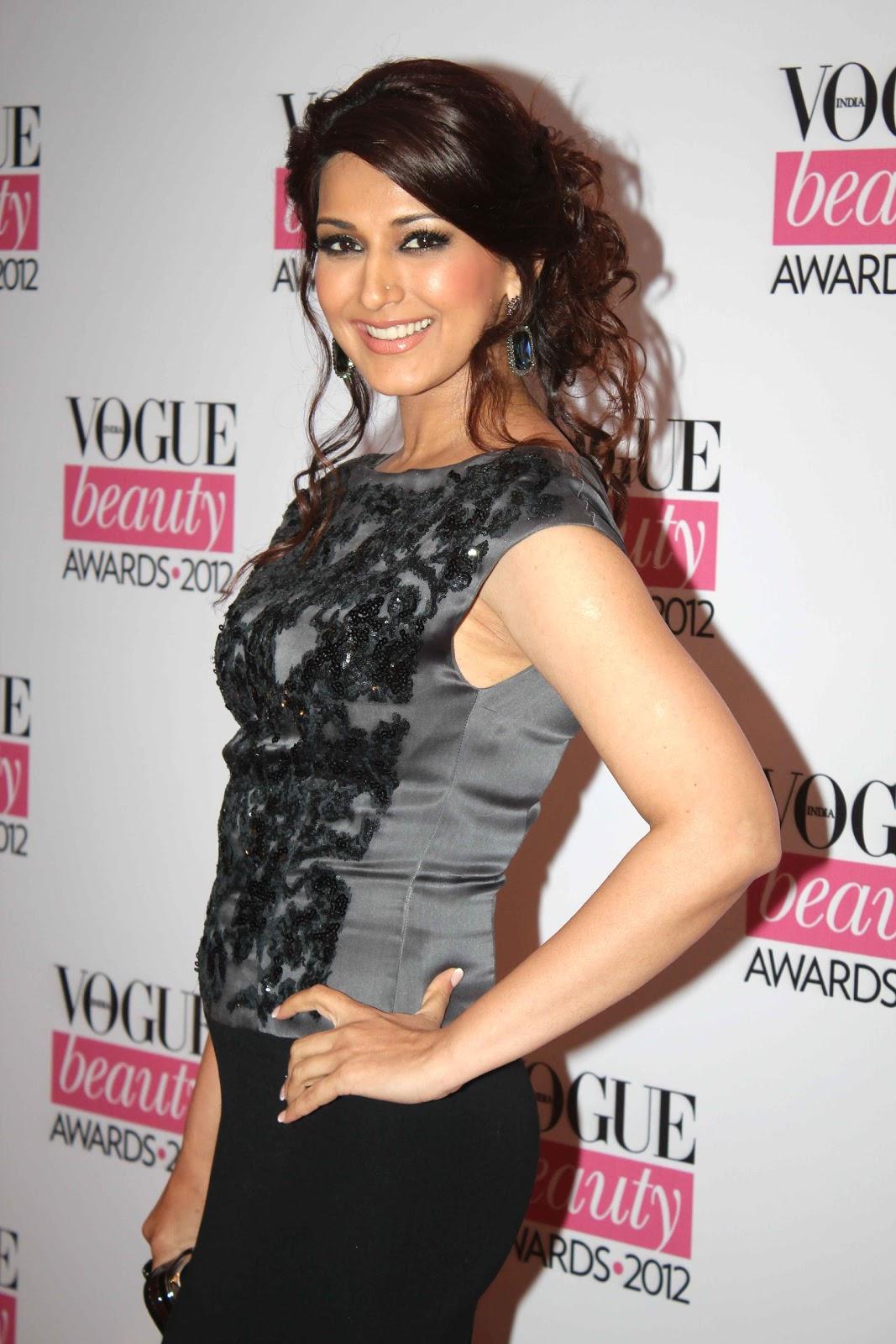 Hot Starts At The Vogue Beauty Awards 2012