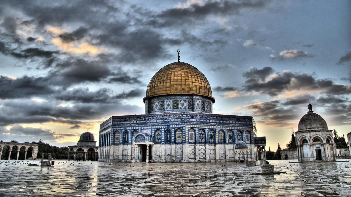 Top amaizing islamic desktop wallpapers february 2013 - Al aqsa mosque hd wallpapers ...