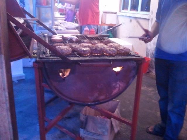 Dapur Masak Menggunakan Arang Memang Sedap Baiiiii