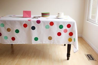 Cool Cotton Tablecloth - 10