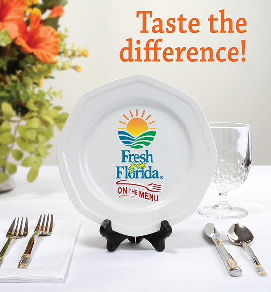 Living in Florida definitely has its benefits, one less recognized benefit is the delicious locally grown produce and the fresh seafood! Find out more about why you should buy your produce Fresh From Florida...