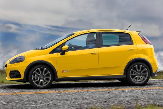 Fiat Punto T-Jet 2009