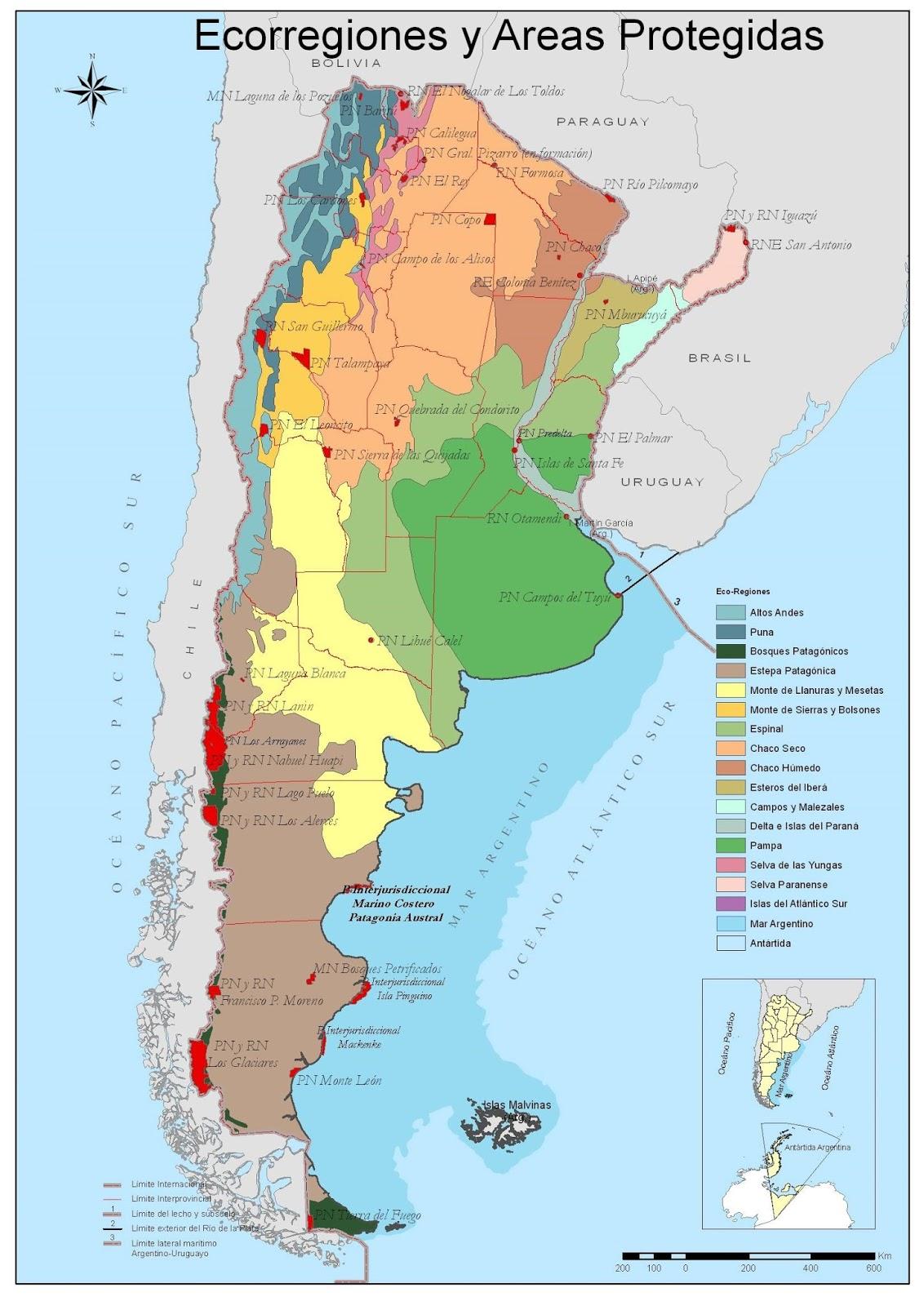 Aves de argentina parques nacionales for Ambientes de argentina