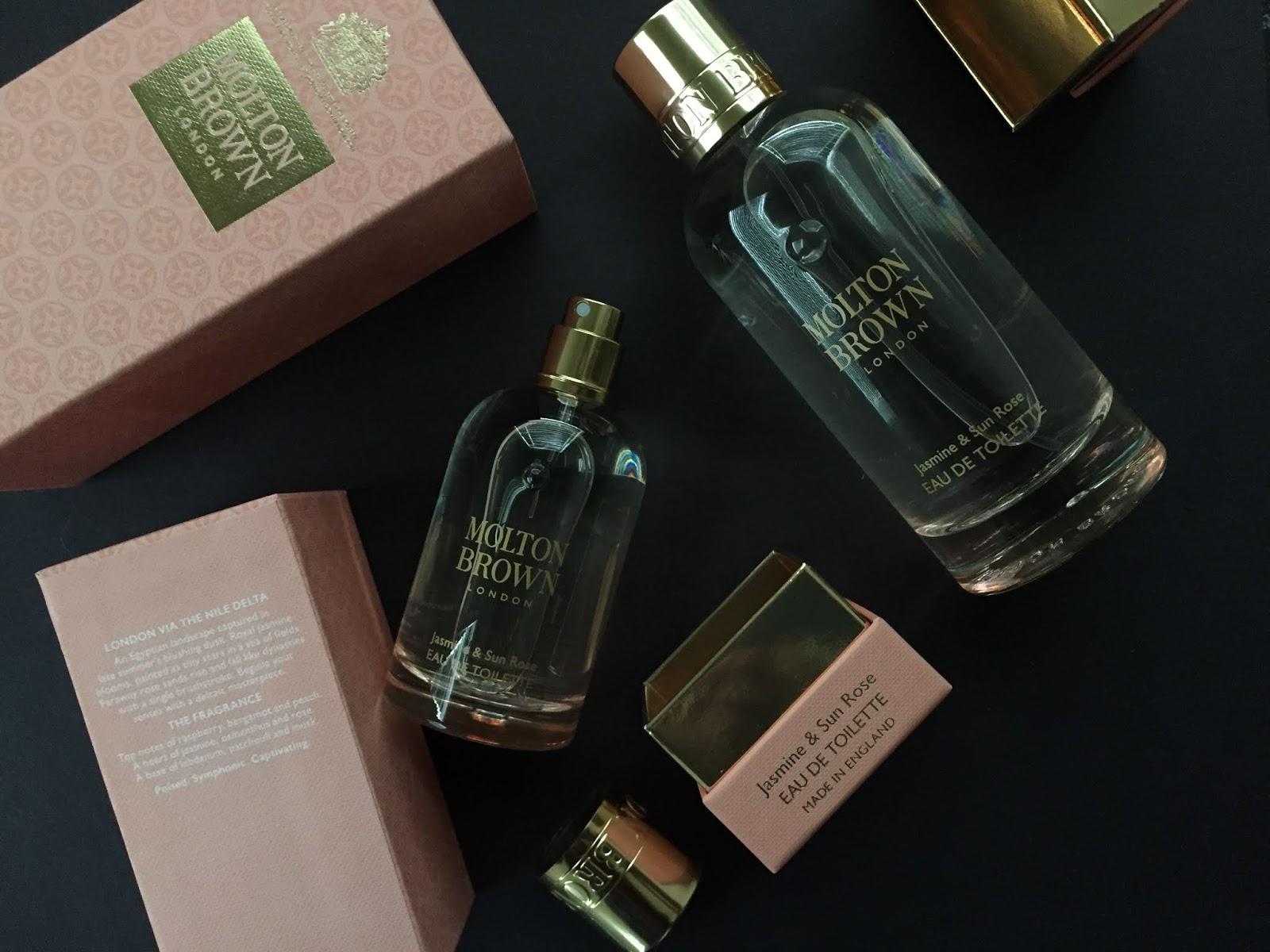 Molton Brown Jasmine Sun Rose Eau De Toilette Perfume Review And