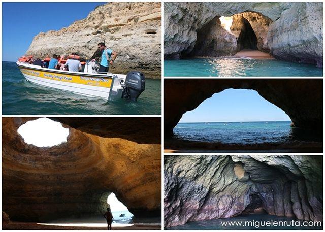 Cuevas-Algarve-paseo-tour-barca