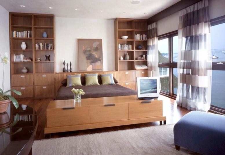 bedroom storage