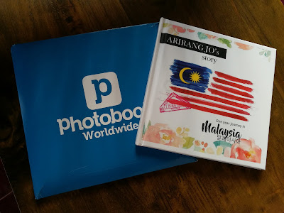 Print Album Mudah Dengan Photobook Malaysia