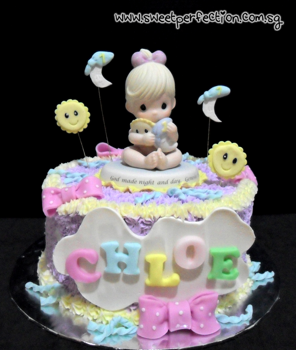 Precious Moments Baby Shower Cakes: Sweet Perfection Cakes Gallery: Code PM23