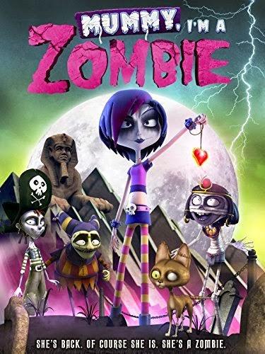 Mummy, I'm A Zombie (2014) DVDRip