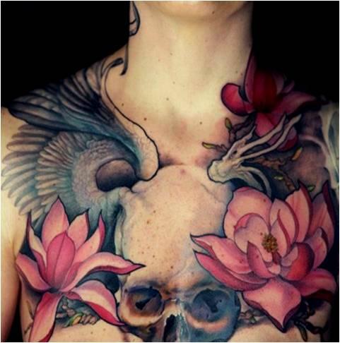 trend tattoo styles lotus flower tattoo ideas. Black Bedroom Furniture Sets. Home Design Ideas