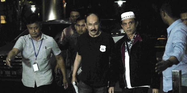 Tangkap Fredrich Yunadi, KPK tegaskan punya bukti kuat