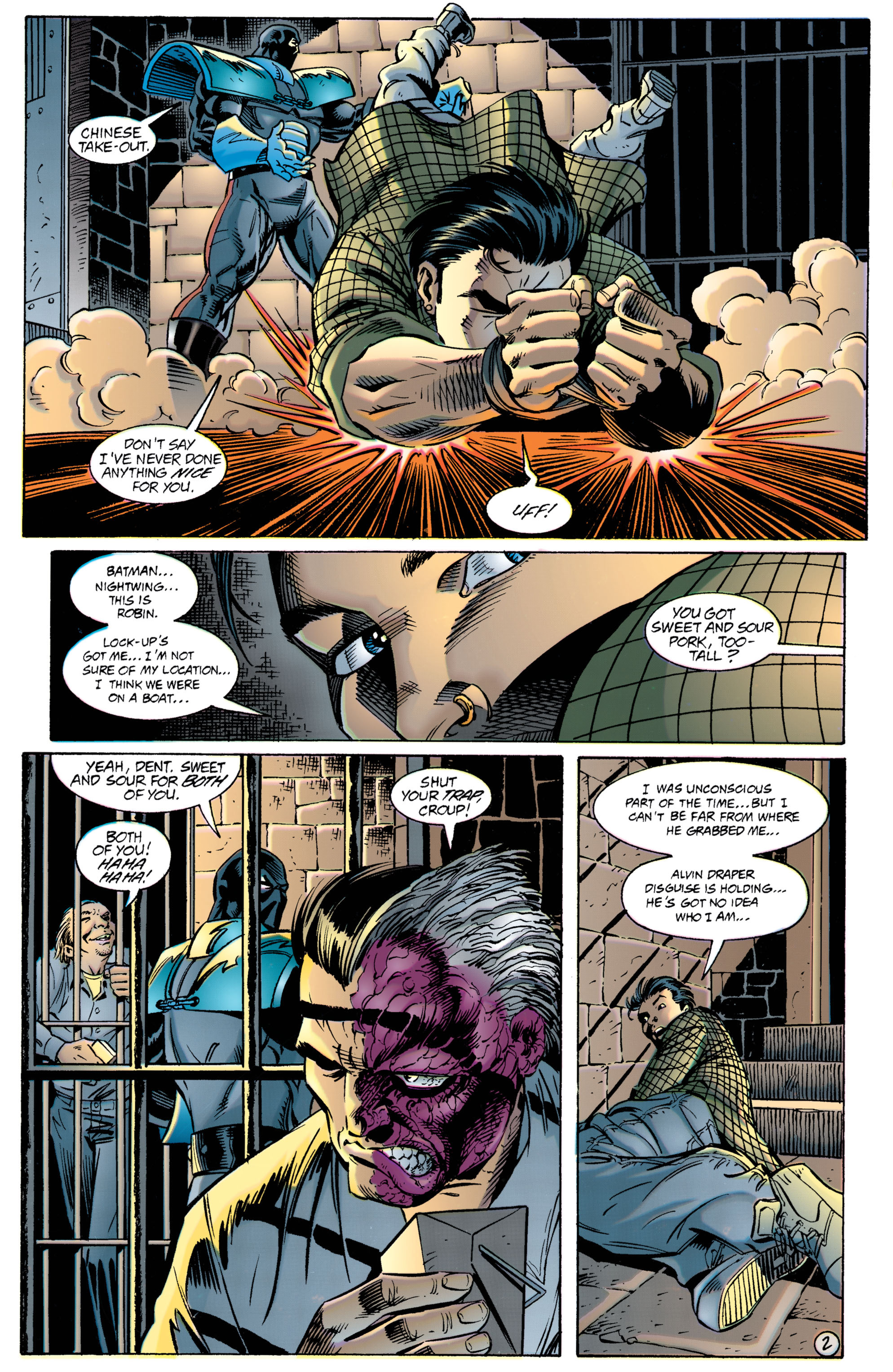 Detective Comics (1937) 699 Page 2