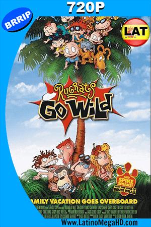 Los Rugrats Vacaciones Salvajes (2003) Latino HD 720p (2003)