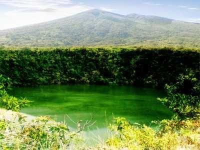 Lokasi Danau Tolire