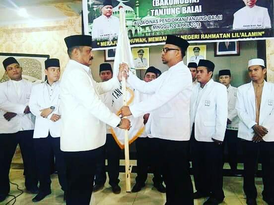Badan Koordinasi Muballigh Indonesia Kota Tanjung Balai Resmi Dilantik