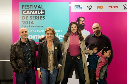 Festival de Series Canal+ 2014 The Mysteries of Laura