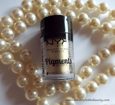nyx Brighten Up  pigment