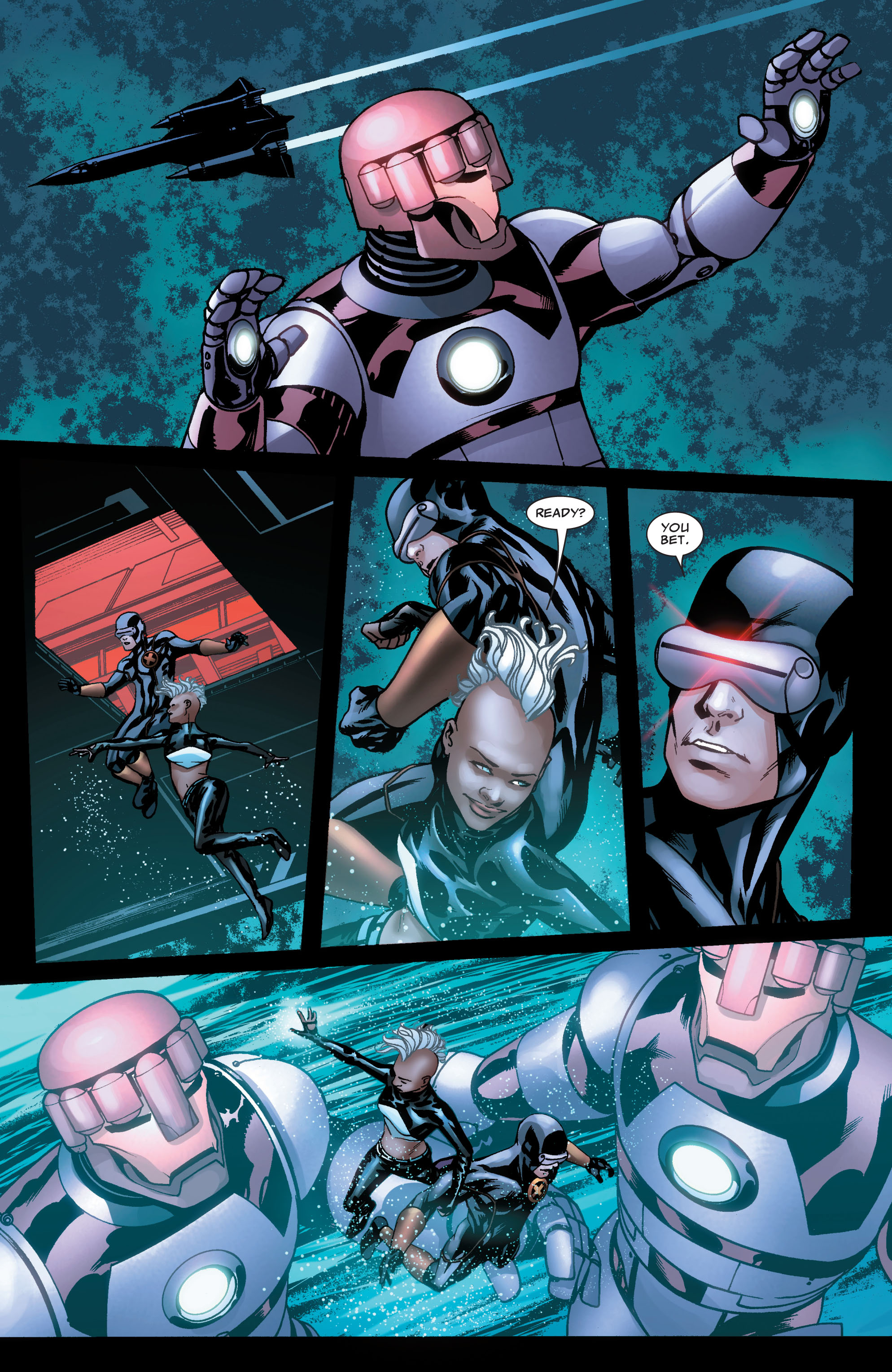 Read online Astonishing X-Men (2004) comic -  Issue #44 - 14