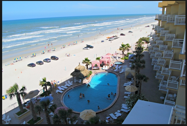 Best Hotels In Daytona Beach Florida For Comfortable Vacation - The Shores Resort & Spa