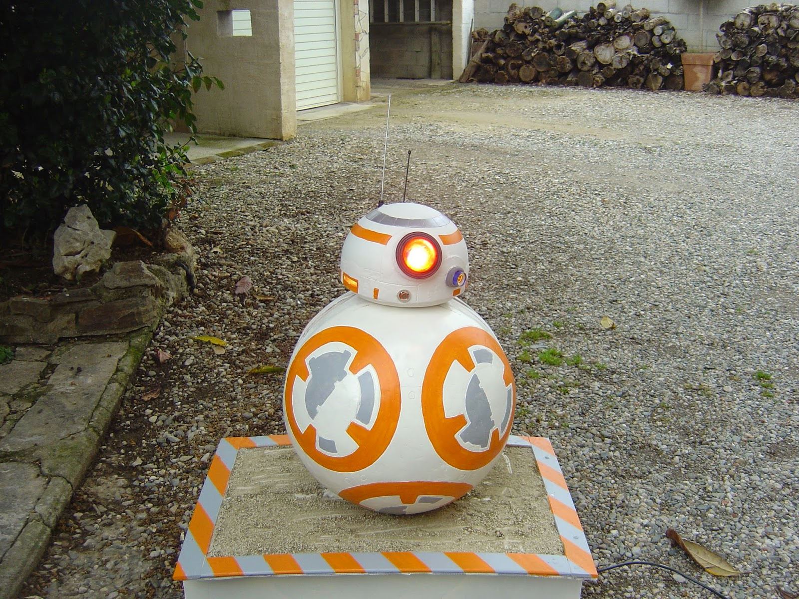 episode 7 droïde BB8
