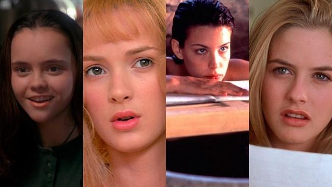 Atrizes famosas que chamavam atenção na década de 90