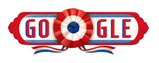 Chile National Day 2016 - Google Doodle