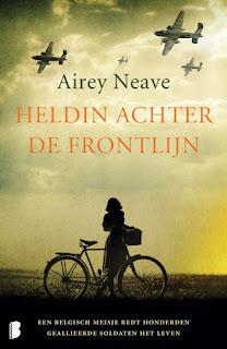 Airey Neave - Heldin achter de Frontlijn