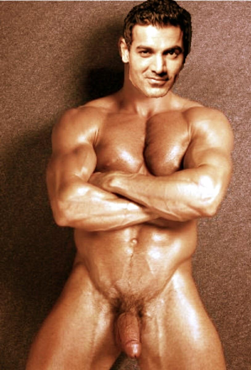 Nude Indian Male Celebrities Post 15- Arjun Kapoor And John Abhraham-6071