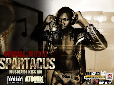 Rap Angolano - Kiss Mc - Spartacus